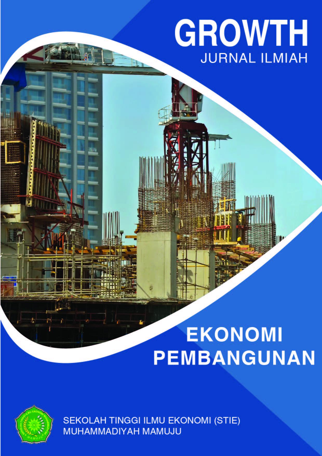 Peranan Sektor Pertanian Dalam Perencanaan Pembangunan Ekonomi Di Kecamatan Galang Kabupaten Tolitoli Growth Jurnal Ilmiah Ekonomi Pembangunan